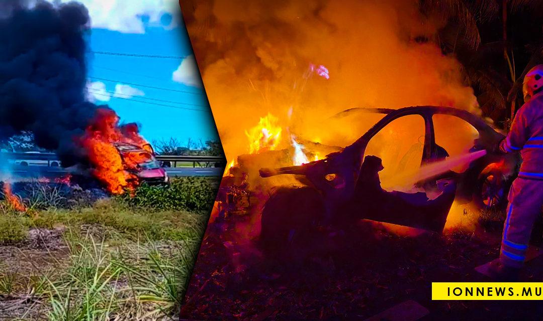 En Une: Incendie de véhicule : Négligence humaine dans 90 % des cas