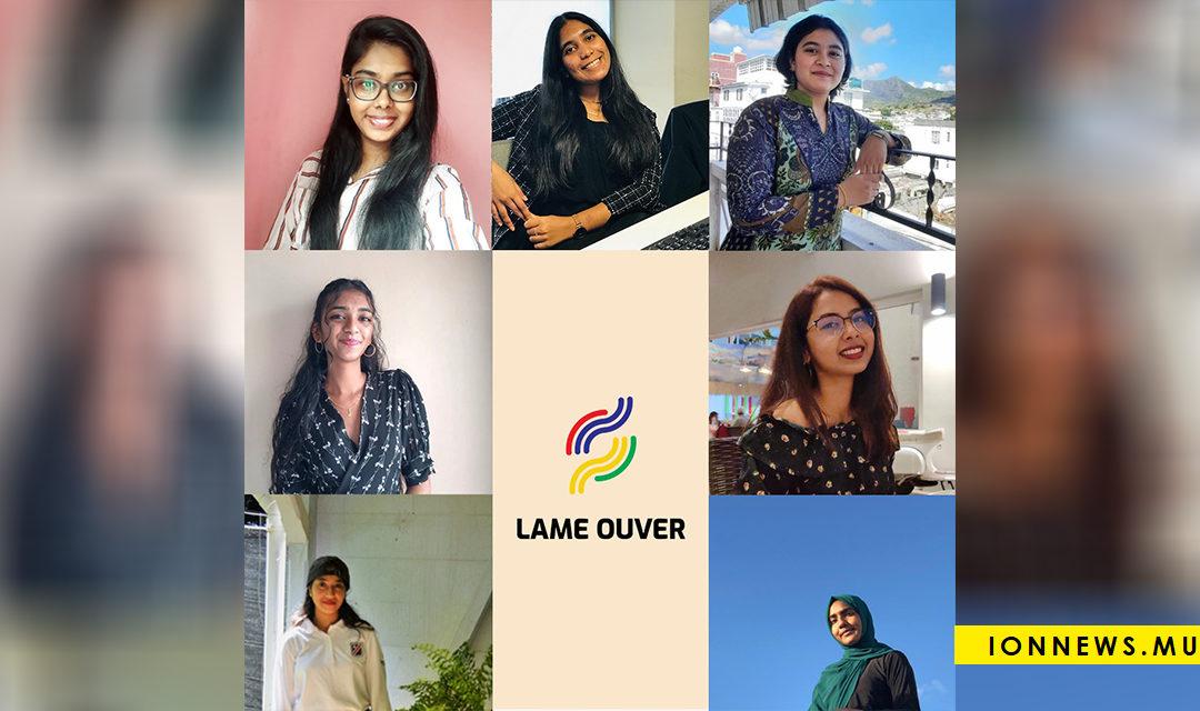 Lame Ouver : Un projet porté par une équipe de 7 jeunes femmes de tous horizons