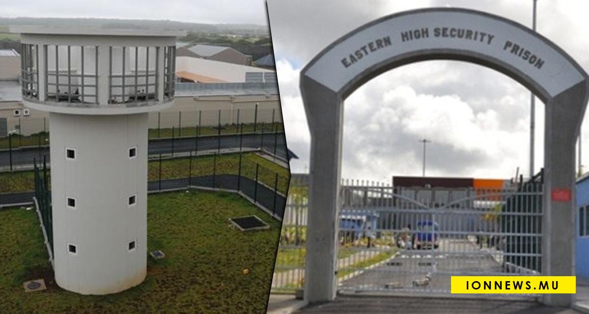 Prison de Melrose : Deux prisonniers en viennent aux mains