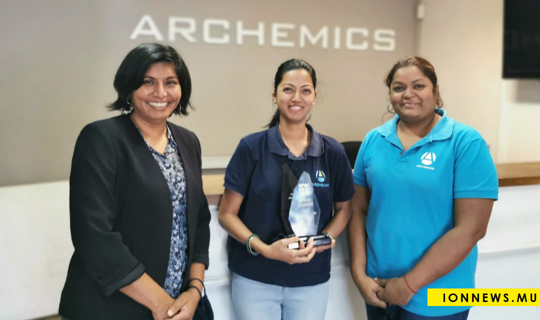 National Productivity and Quality Convention : Archemics remporte le Grand Winner Award