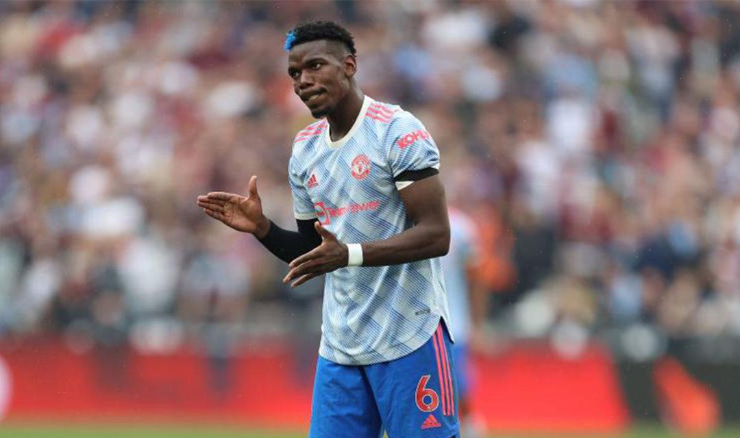 La situation contractuelle de Paul Pogba avec Manchester United fait causer