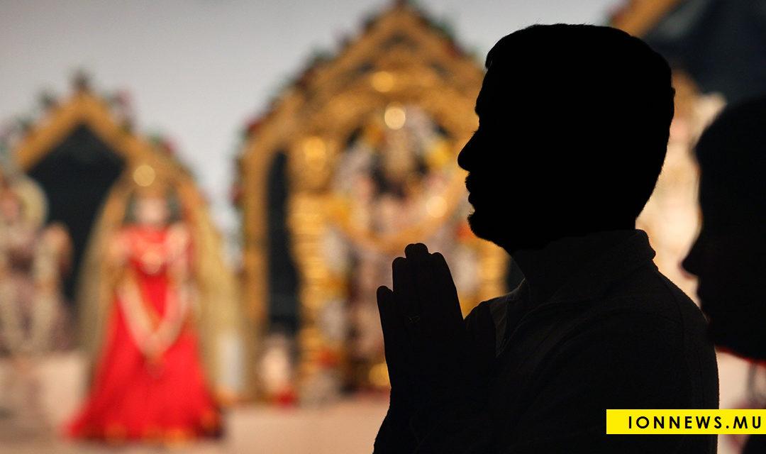 Prière pour le rétablissement de la santé de Navin Ramgoolam