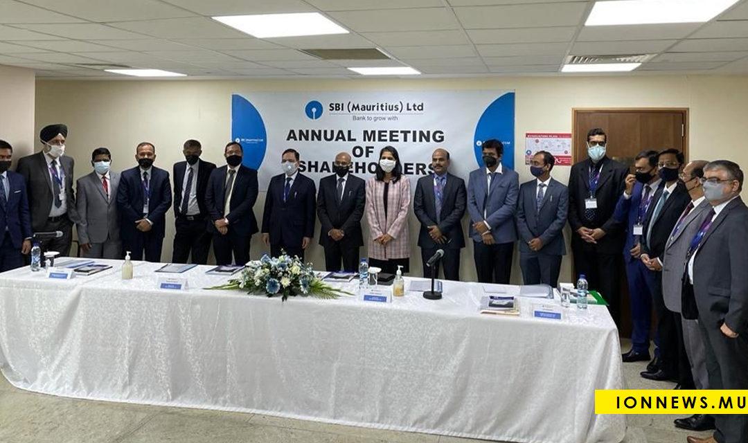 2020-21 : SBI (Mauritius) Ltd enregistre un bénéfice net de 5,7 millions de dollars