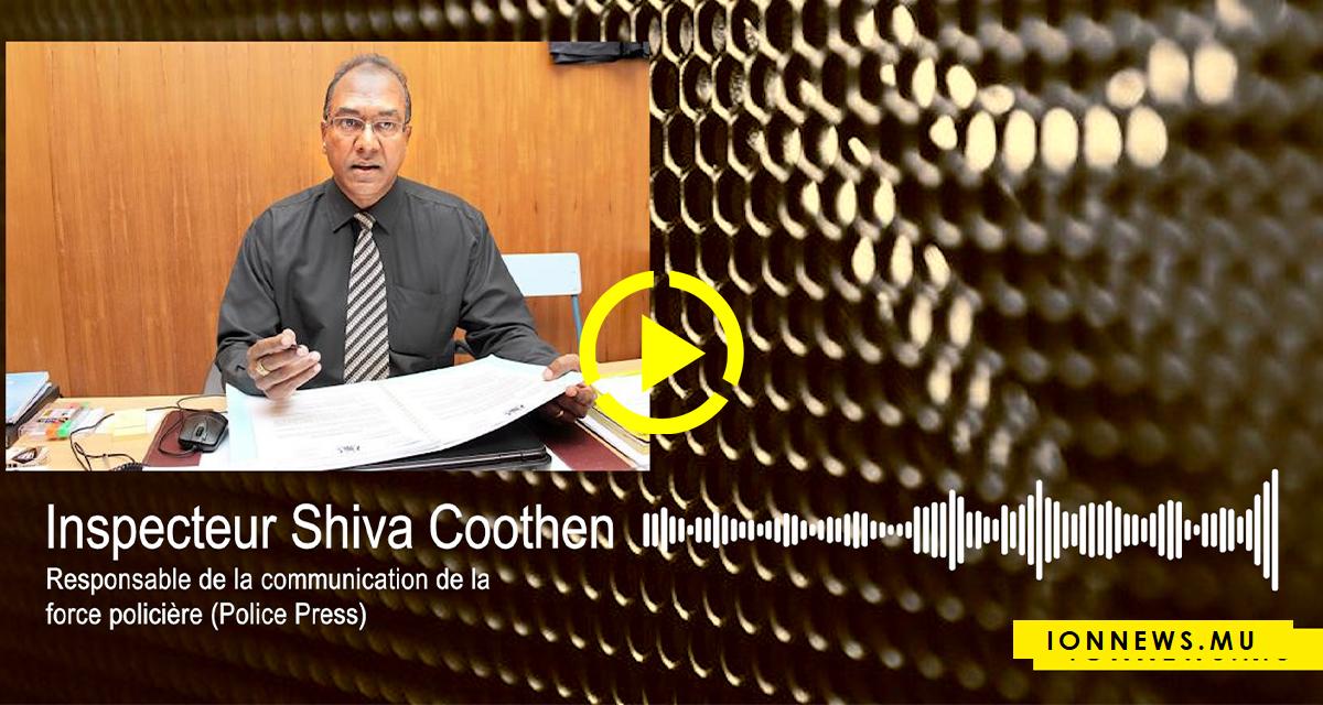 [Pas de masque] Shiva Coothen : « Plus de 14 000 personnes verbalisées depuis mars 2020 »