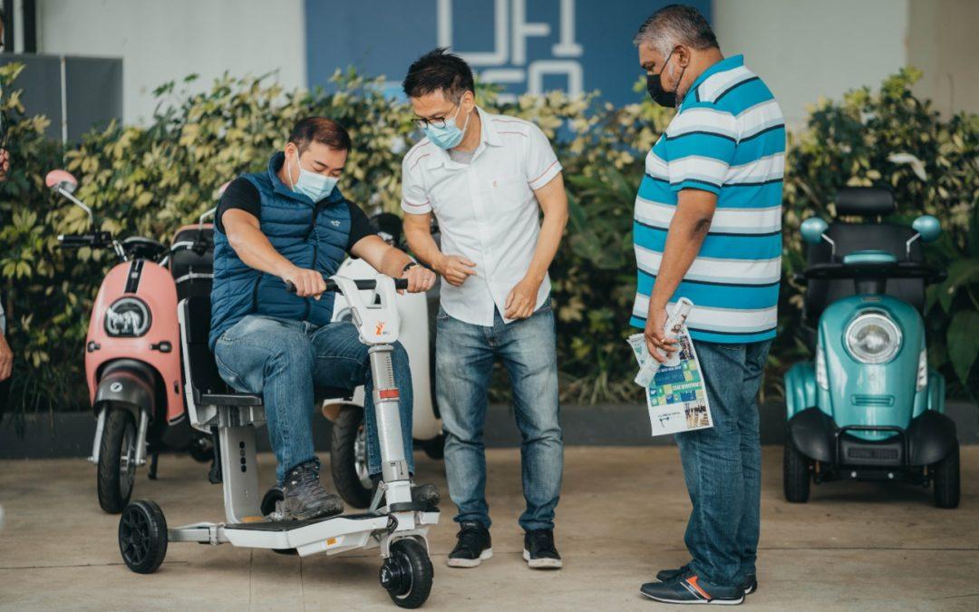 La Smart City de Moka encourage la mobilité durable