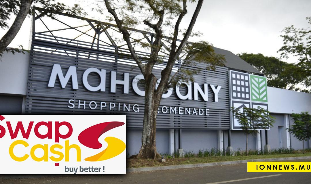 Swapcash, le 'mobile trade' désormais ouvert à Mahogany, à Beau-Plan