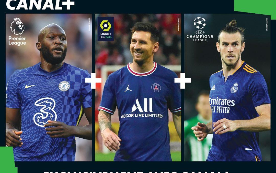 MC Vision/Canal+ Maurice annonce la reprise de l'UEFA Champions League le 14 septembre