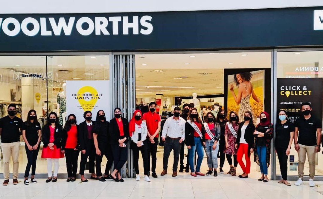 Le shopping en ligne avec Woolworths