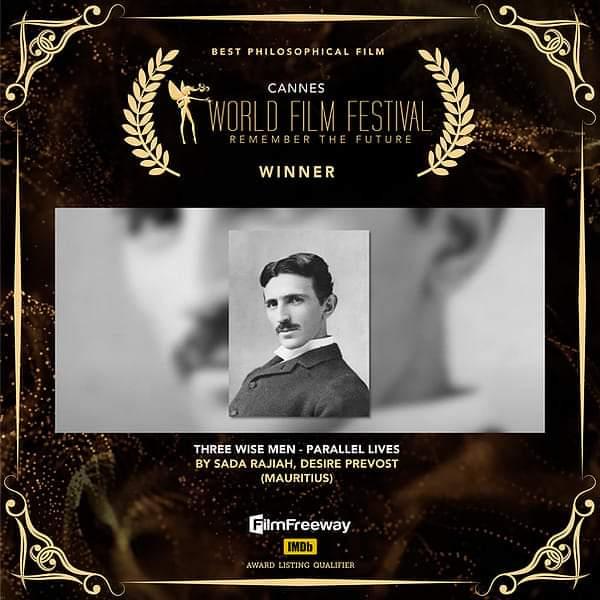 Three Wise Men – Parallel Lives : Un film mauricien aux 33 récompenses internationales