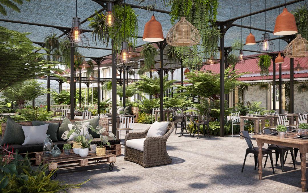 Le Domaine de Labourdonnais dévoile son tout nouveau projet immobilier : Le Quartier des Serres