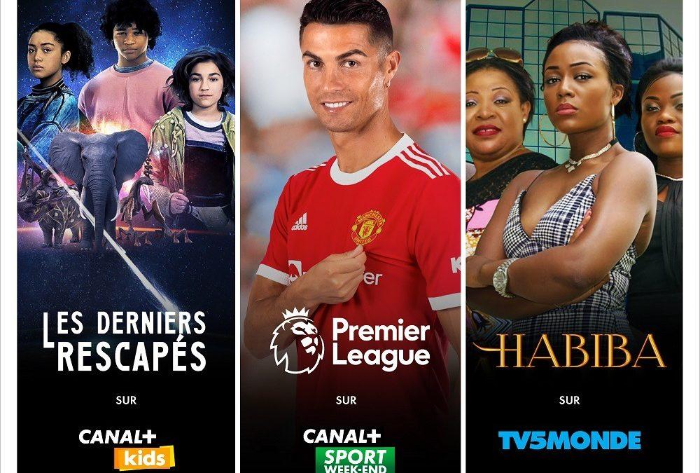 MC Vision/Canal+ Maurice lance la chaîne Canal+ Sport Week-end