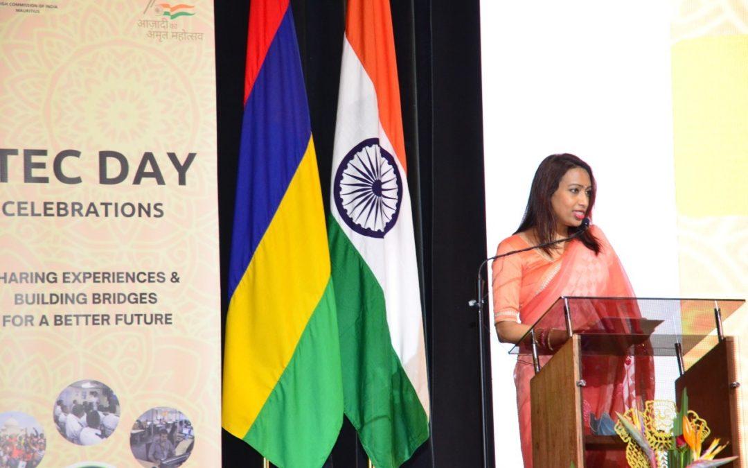 Journée ITEC célébrée par le haut-commissariat de l'Inde le 15 septembre