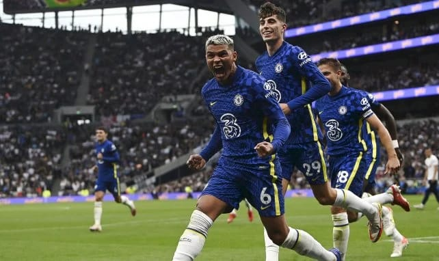 Premier League : Chelsea fait dérailler Tottenham et prend la tête