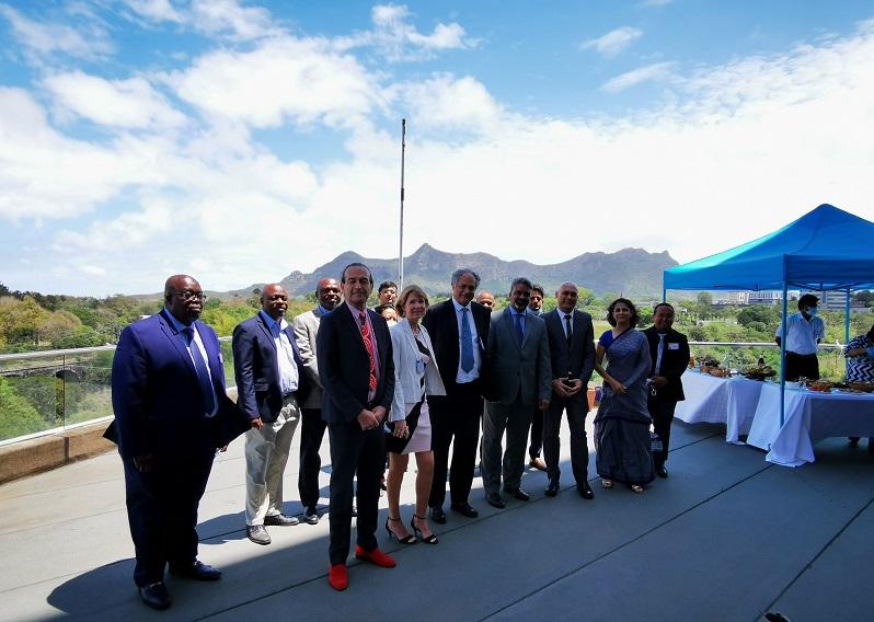 Formation en épidémiologie de terrain pour 30 professionnels de santé mauriciens