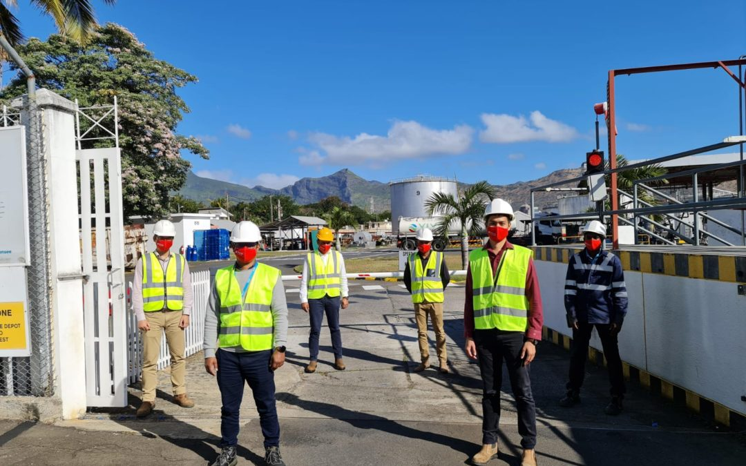 Vivo Energy Mauritius franchit le cap symbolique de 1 000 jours sans incident