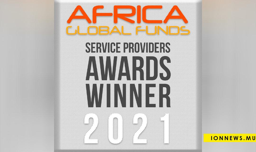 AfrAsia Bank primée aux AGF Africa Service Providers Awards