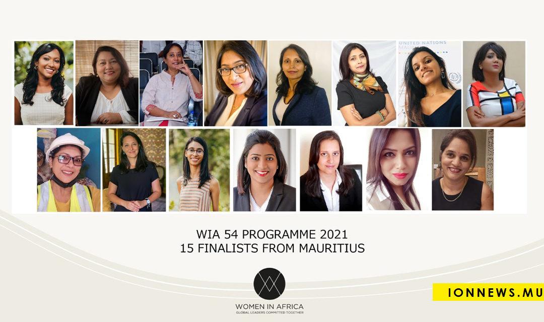Women in Africa 54 : 15 femmes entrepreneurs mauriciennes annoncées comme finalistes