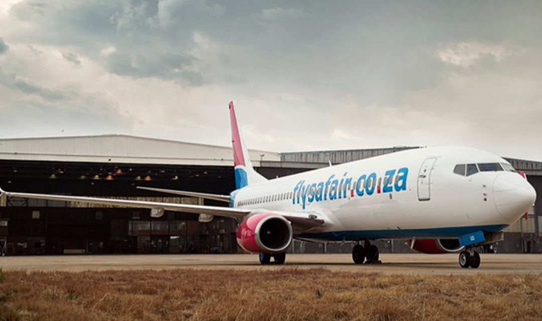 Flysafair va lancer un service vers l'île Maurice avec des frais mensuels fixes