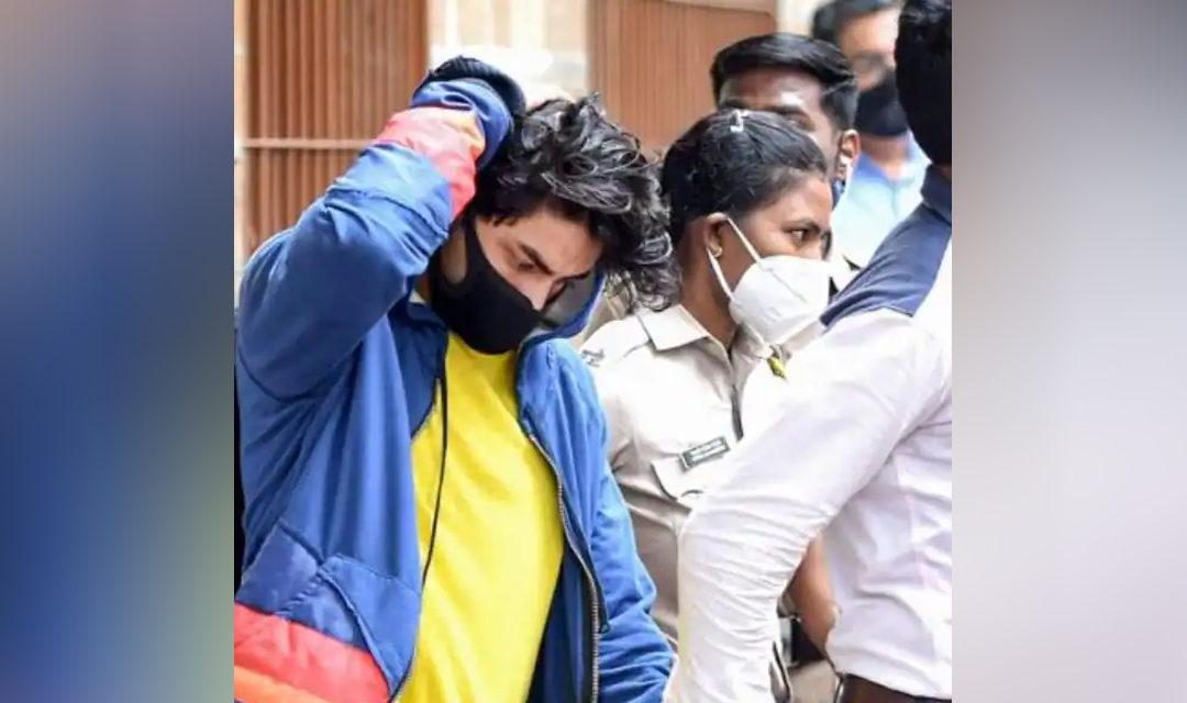 Arrestation d'Aryan Khan : Shah Rukh Khan passe des nuits blanches