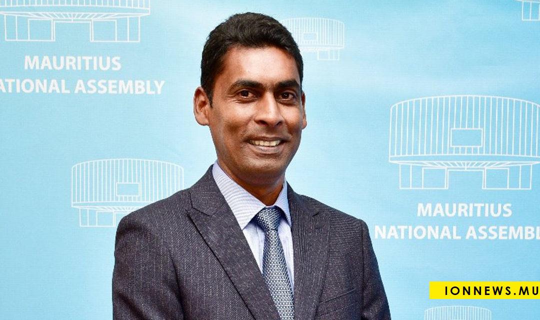 """Avinash Teeluck: """"La participation des jeunes aux arts et aux sports offre une occasion de promouvoir une croissance saine"""""""