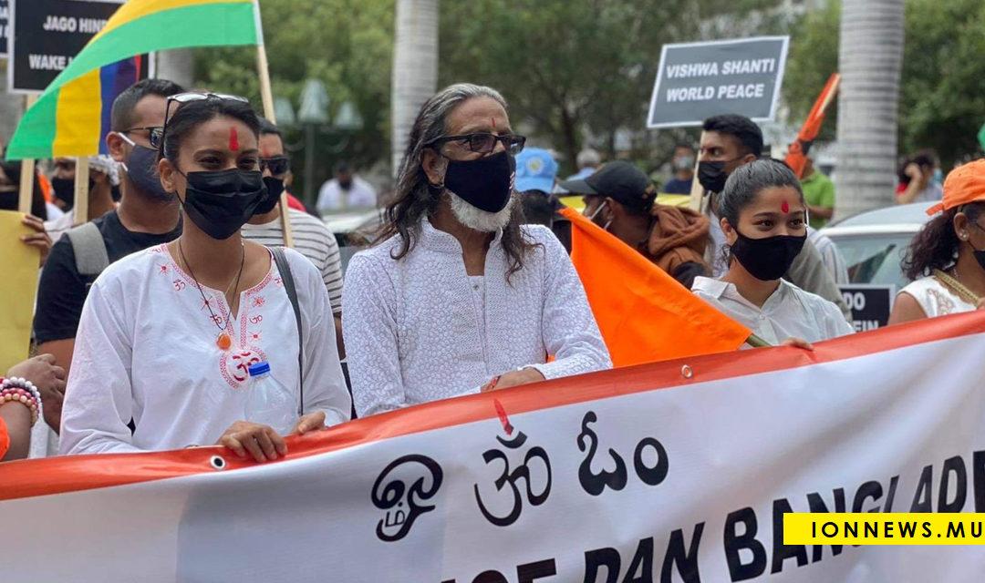 Conflit/Bangladesh: Une marche pacifique pour dénoncer la violence contre les minorités hindoues