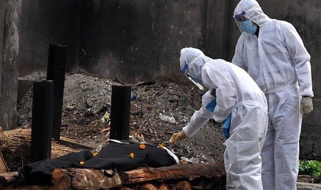 Russie : Les décès dus au coronavirus ont atteint un record pour la troisième fois ce mois-ci