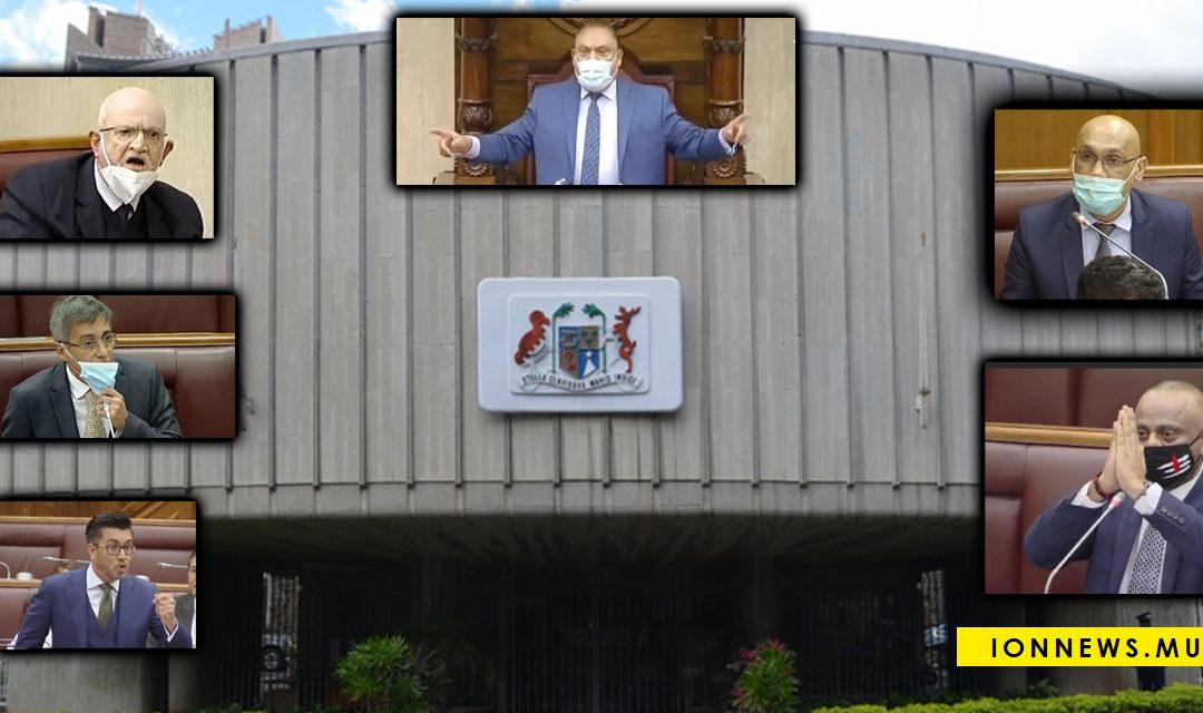 En Une: Parlement : Le feuilleton hebdomadaire reprend ce mardi