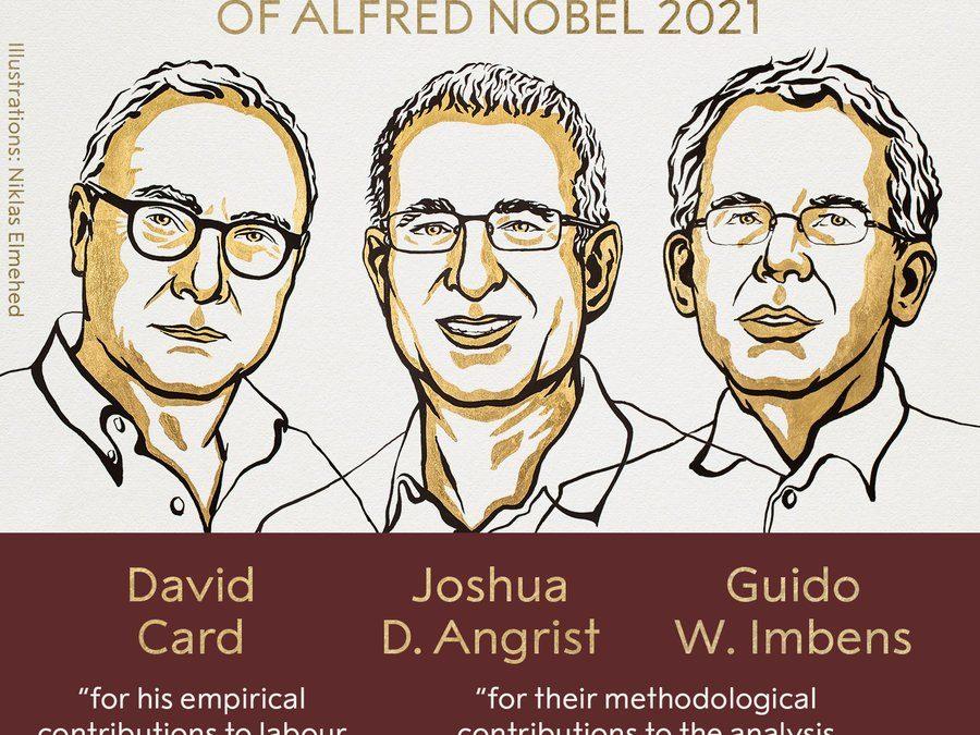 Prix Nobel d'économie 2021 : pourquoi David Card, Joshua Angrist et Guido Imbens sont-ils primés ?