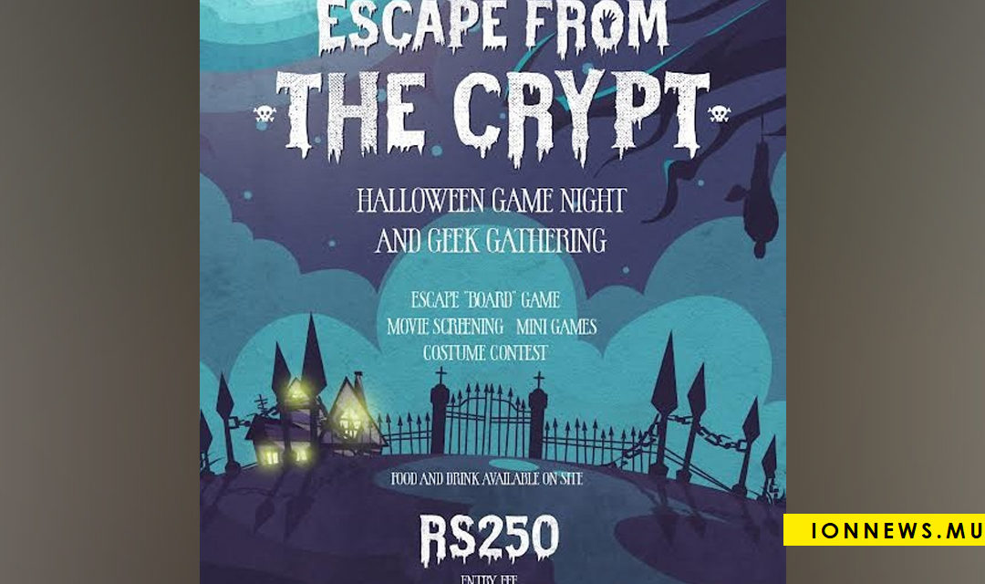Une Halloween Game Night à St Georges Street