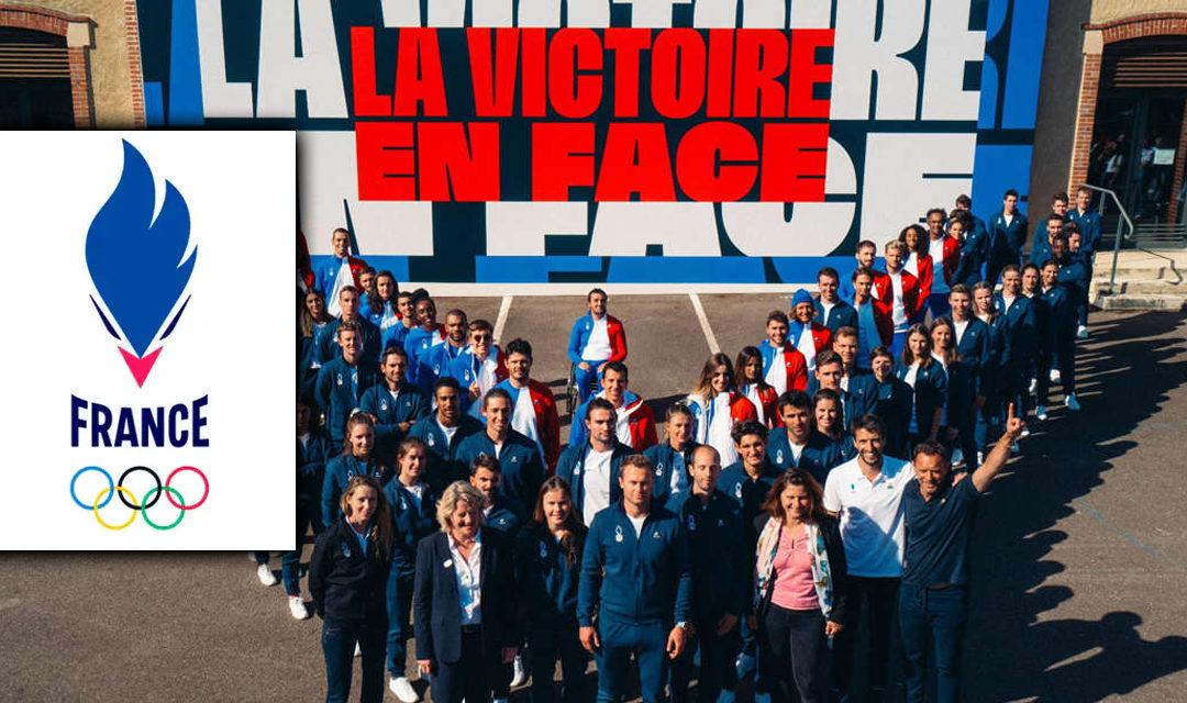 JO : Un coq regardant « la victoire en face », nouvel emblème de l'équipe de France