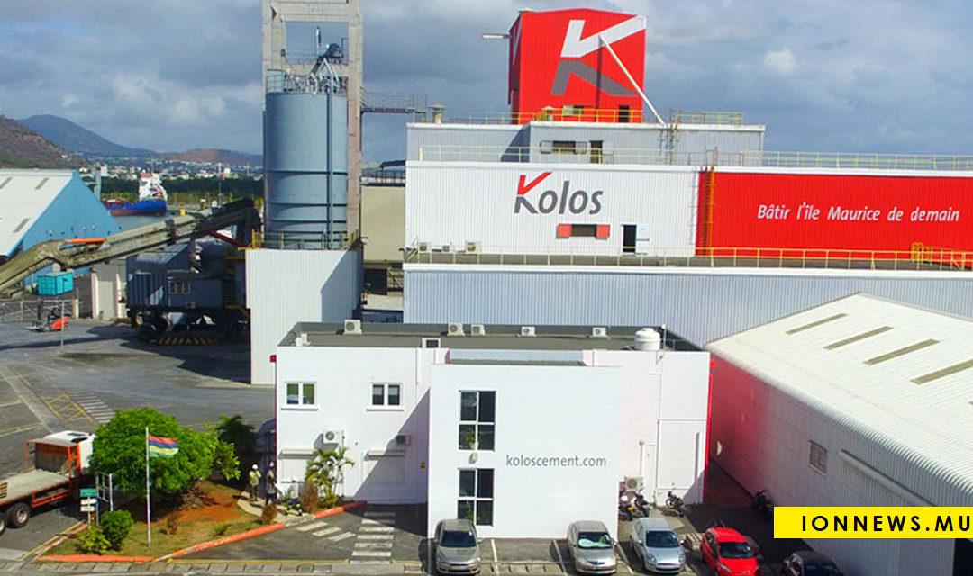 Kolos Madagascar va importer du ciment et annonce des plans d'usine de broyage