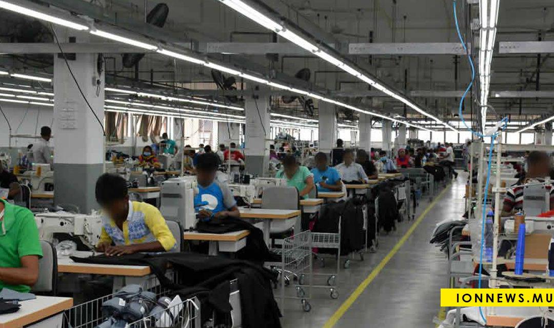 Croissance de 5,2 % dans le secteur manufacturier