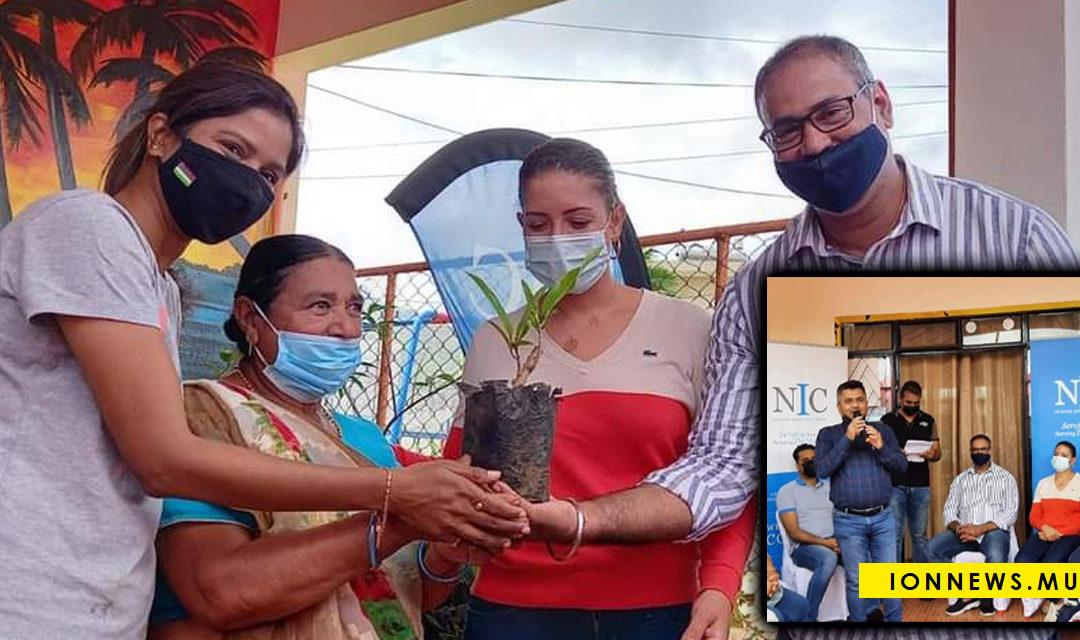 [NIC Eco Embellishment Programme] Pour une île Maurice plus propre et soucieuse de l'environnement