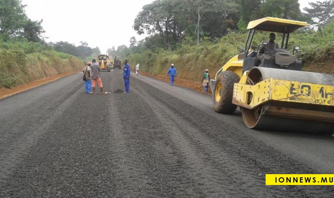 Projets routiers 2021-2022: Rs 3,9 milliards toujours en cours d'investissement