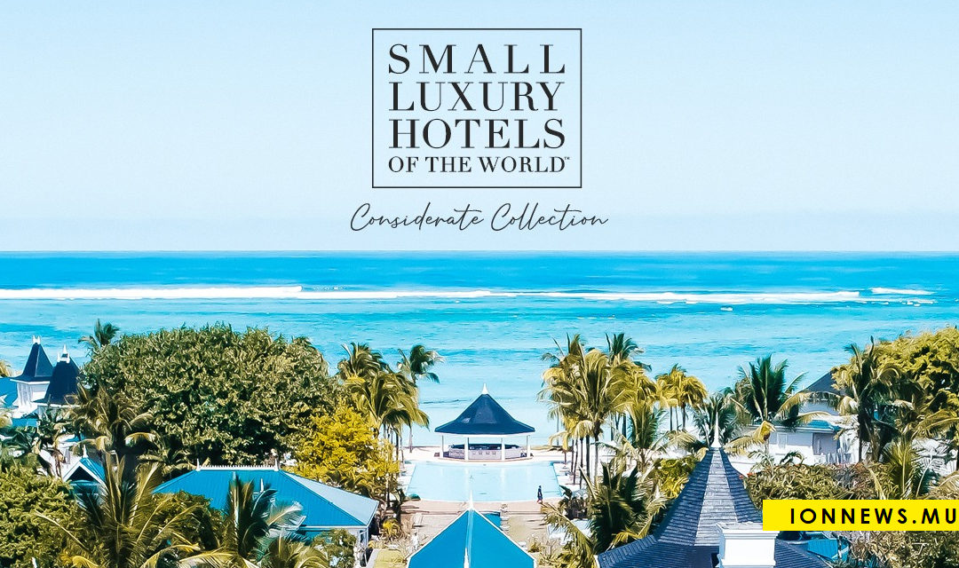 Heritage Le Telfair élu dans la 'Considerate Collection' des Small Luxury Hotels of the World