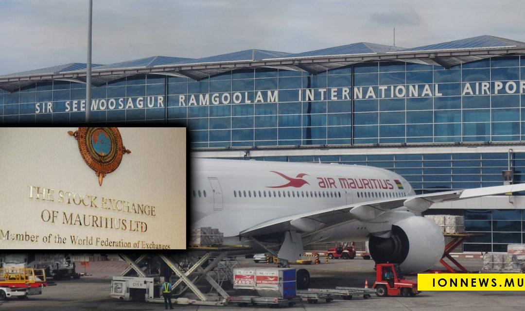 La SEM approuve la demande d'Air Mauritius de maintenir la suspension des négociations sur ses actions