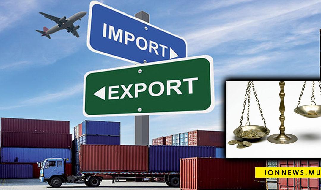 Balance commerciale en août 2021 : Hausse de 38,6 % par rapport à août 2020