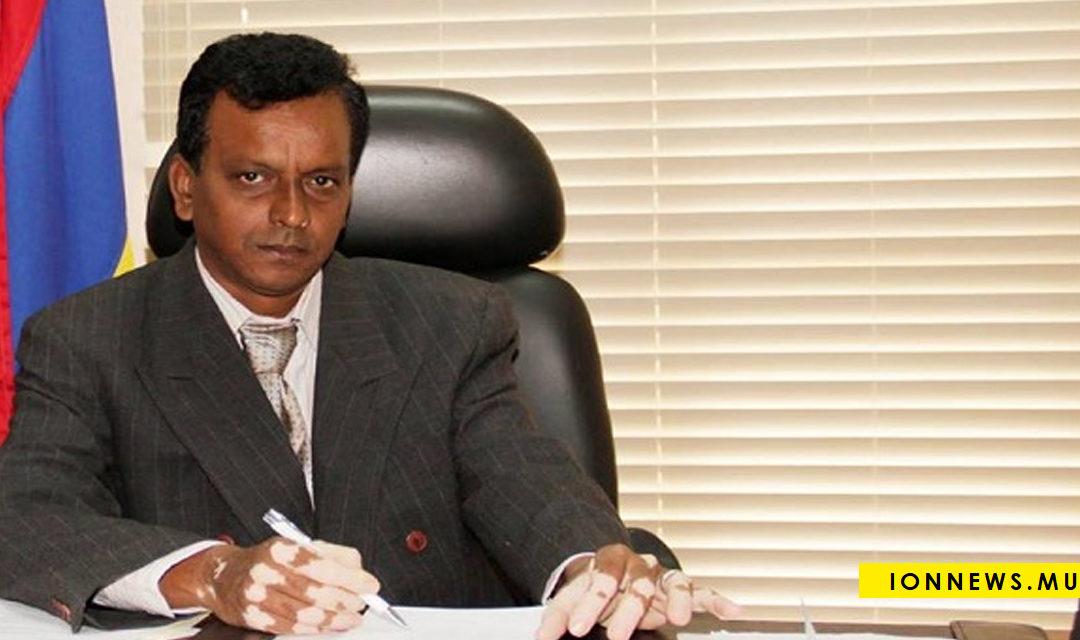 Salim Abbas Mamode: « L'avenir pou donne moi raison »